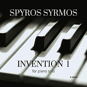 Invention 1 (For Piano Solo)