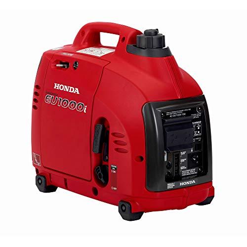 HondaEU1000T1AG 1000W Super Quiet Gasoline Inverter Generator w/CO-MINDER
