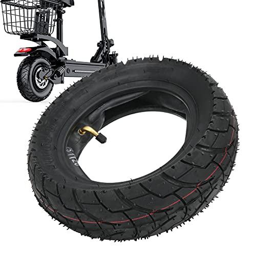 CUTULAMO Neumático Inflable y Tubo Interior, Mano de Obra Exquisita Neumático de Scooter eléctrico Peso Ligero Material de Goma fácil de deformar para Scooter eléctrico