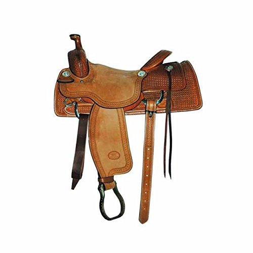 Sattel Reiten Billy Cook Typ High Country Selle umbria-equitazione