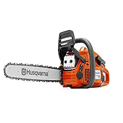 Husqvarna 967166101 450 2-Cycle Fully Assembled Gas Chainsaw