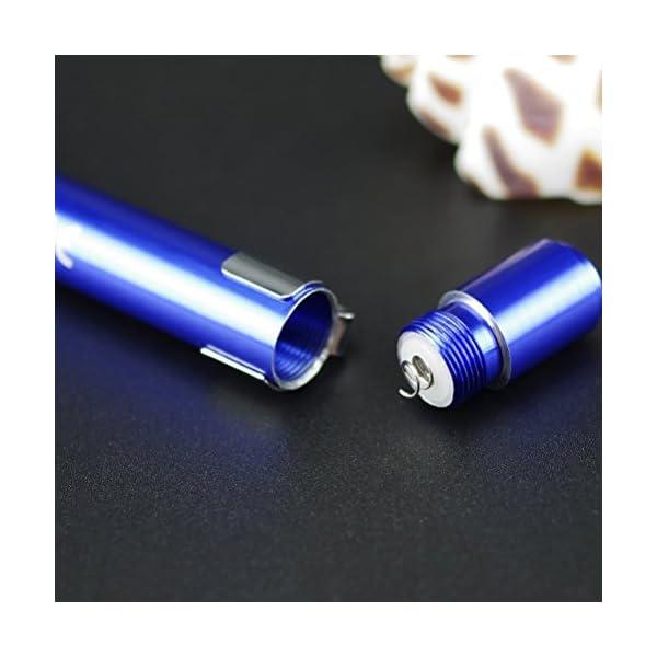 Pixnor-Wieder-verwendbare-LED-Penlight-mit-Pupillen-Messger-zufllige-Farben-Packung-mit-3