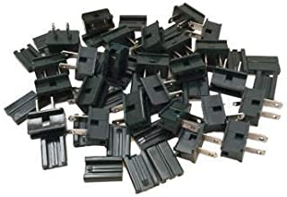 (25) Pack Zip Plug Male SPT1 - Male Gilbert plug - Vampire plug SPT-1