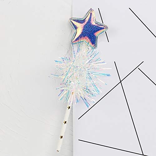 MMD Estrella Borla Torta Sombrero de Copa decoración de la Fiesta de cumpleaños Toothpick Tarta de Queso Signo de la Comida Pastel de cumpleaños Sombrero del empavesado 3 unids/Set
