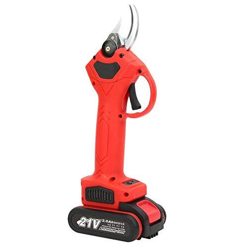 Fafeicy Cortador de rama eléctrico de 21 V, herramienta de poda inalámbrica...