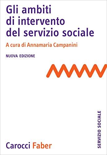 Gli ambiti di intervento del servizio sociale. Nuova ediz.
