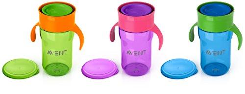 Philips Avent SCF784/00 - Taza de mayores, para 12 meses, 340 ml, surtido: colores aleatorios