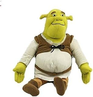 LNNZPL Plush Toys 40cm Shrek Plush Doll Stuffed Toy Movies Tv Plush Toysplush Doll Stuffed Toy for Kids Christmas Toys Gif...