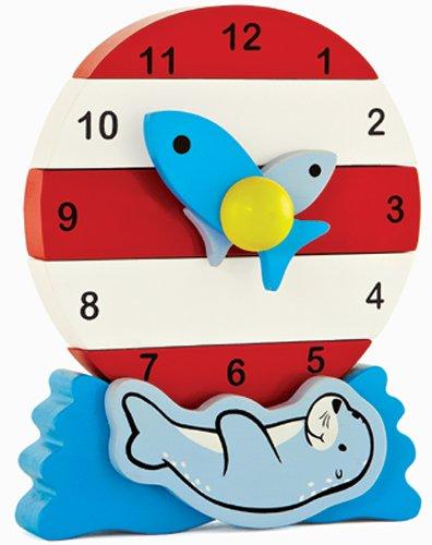 Hape eco-toys Horloge Puzzle