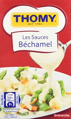 THOMY Les Sauces Béchamel, Combiblock, 2,5 Portionen ,12 x 250 ml (12er Pack)