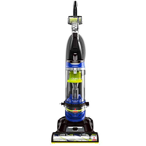 %10 OFF! BISSELL Cleanview Rewind Pet Bagless Vacuum Cleaner, 2489, Blue