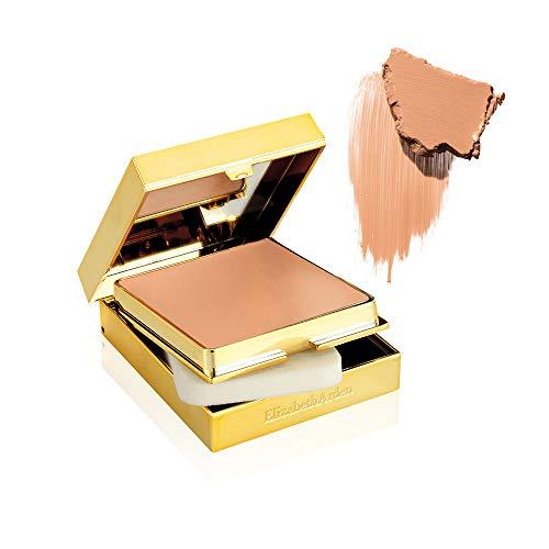 Elizabeth Arden Flawless Finish – Foundation Sponge-On Cream Make-up, in Bronzed Beige II, 23 g, Grundierung mit Diamantstaub für Frauen, bis zu 12 h Halt, cremige Textur