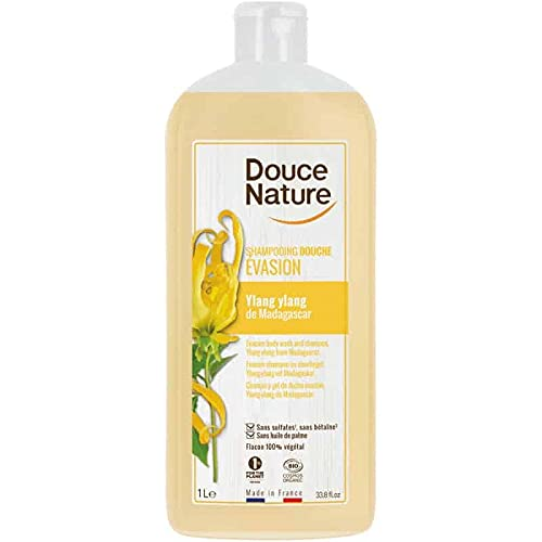 Douce Nature - Shampooing Douche Evasion Ylang