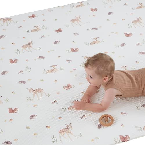 Baby Play Mat, Baby Tummy Time Mat, Newborn Baby Boy Baby Girl Shower...