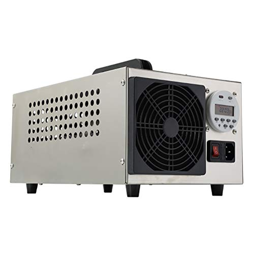 QMHG Commercial Ozone Generator 20000 mg/h air Cleaner Application Area: 800㎡, for Growing Plants Food workshops air Cleaner O3 Ozone Generator Board Cleaner sterilizer