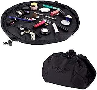 pull string makeup bag