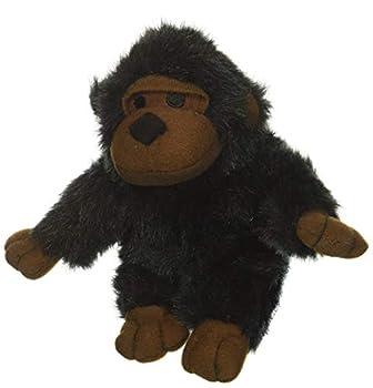 Multi Pet Look Whos Talking Chimpanzee Plush Dog Toy