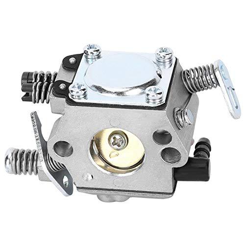 LANTRO JS - Carburador, carburador de aluminio, accesorio de repuesto para carburador apto para piezas de motosierra MS250