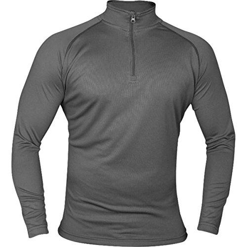 Viper TACTICAL Mesh-Tech - Camiseta para Armadura - Titanio