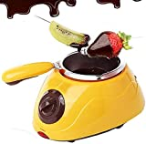 DHARM Electric Chocolate Melting Pot with molds and Accessories