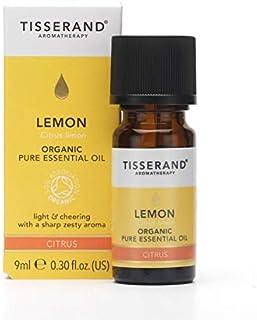 Tisserand Pure Essential Oil, Lemon, 10ml