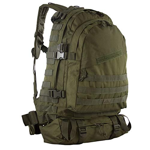 Red Rock Outdoor Gear Lot de fiançailles, Mixte Adulte, Engagement Pack, Olive Drab, Large