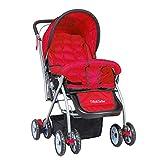 Tiffy & Toffee Baby Stroller Pram Maxterm (Red)