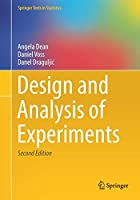 Design and Analysis of Experiments (Springer Texts in Statistics)