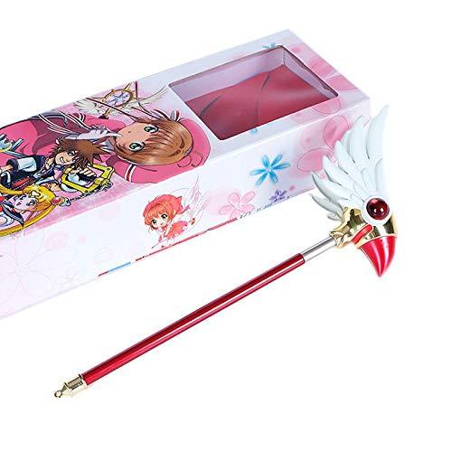 N\A Cardcaptor Sakura Cosplay Costume Magic Wand/Staff Kids' Gifts Wands (Style 2)