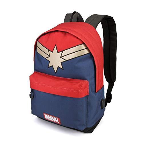 Capitana Marvel Powerful-Mochila HS