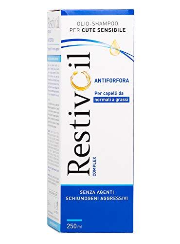 RestivOil Complex Shampoo Antiforfora per Capelli,...