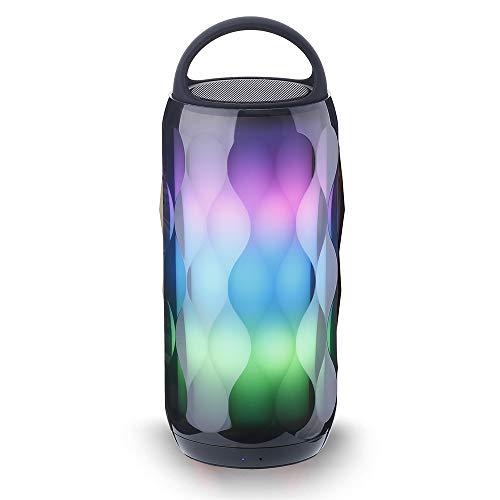 L'enceinte Bluetooth lumineuse