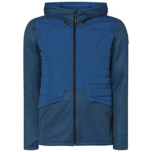 O'Neill PM Athmos Baffle Mix Fleece-5075, Herenpullover Seaport Blue, S
