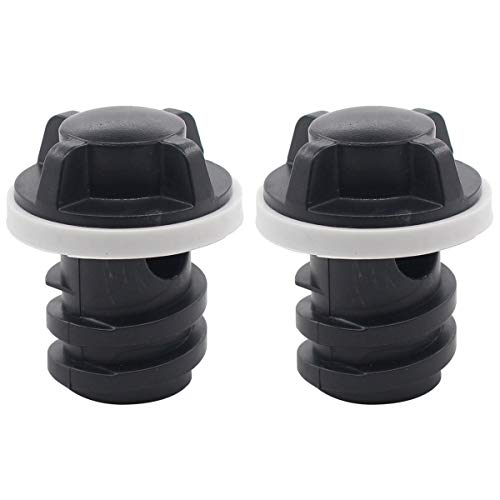 ApplianPar Cooler Drain Plugs Replacement for RTIC YETI Tundra and Roadie Coolers Pack of 2