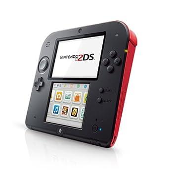 Nintendo 2DS - Crimson Red