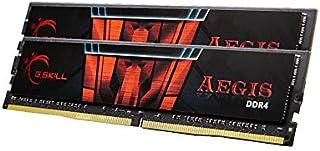 G.Skill 8GB DDR4-2133 módulo de - Memoria (8 GB, 2 x 4 GB, DDR4, 2133 MHz, 288-pin DIMM, Negro, Rojo)