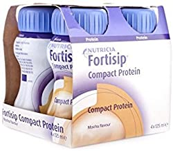 Fortisip Compact Protein Mocha 4 x 125ml Estimated Price : £ 12,60