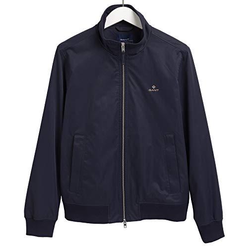 GANT Hampshire Jacket D1. Chaqueta Hamphire, Azul noche, XXXXXL para Hombre