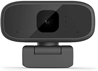 HD Video Webcam HD 720P Webcam Mini Computer PC WebCamera for Live Broadcast Video Calling Conference Work with Microphone...