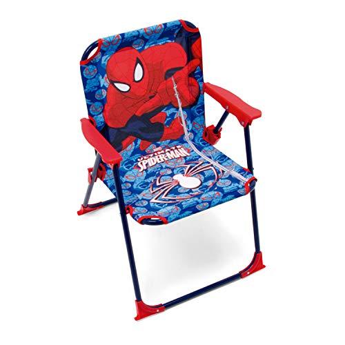 Arditex SM9460 - Silla plegable, diseño Spiderman