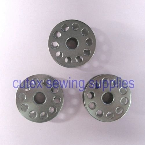 Juki Du-141 Du-1181 Du-580 Sewing Machine Bobbins - 3 Pack Genuine Juki Part