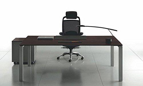 Bürotisch Glider, Schreibtisch, Chefbüro, hochwertige Büromöbel
