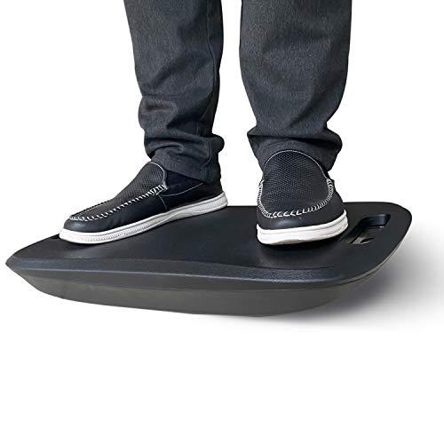 Standing Desk Mat PU Anti-Fatigue Comfort Mat Balance Board Stability Ergonomic Design Comfort Floor Mat