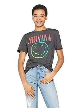 Best nirvana shirt women Reviews