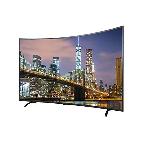 CIKO Televisor 4K de Alta definición, Televisor multifunción, Televisor con función WiFi, Puede emitir y Compartir Pantalla, con Interfaz USB, Motor de 64 bits de 6 núcleos