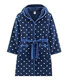 Petit Bateau Robe De Chambre_4987902, Multicolore (Medieval/Marshmallow 02), 146 (Taille Fabricant: 10/12 Ans) Garçon