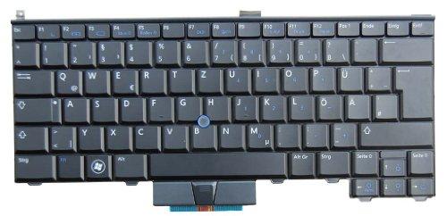 Origanal TC Tastatur Dell Latitude E4310 Serie DE Neu Schwarz