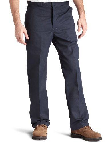 Dickies Men's Multi Use Pocket Work Pant, Dark Navy, 34x30