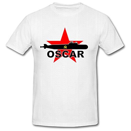 Copytec NATO Ruso Marino WK Bundeswehr WH US Portador Grupos Oscar CCCP Escudo Nadadores Emblema–Camiseta # 606