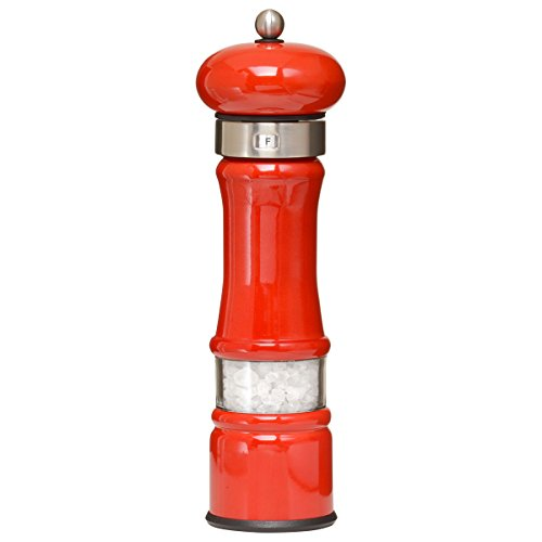 William Bounds 04920 ProView 9 inch Mill - Metal Salt Grinder - Red